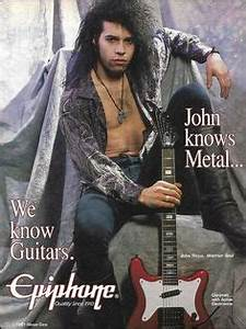 Pin On Epiphone Guitars Advertisement    Ad Prints