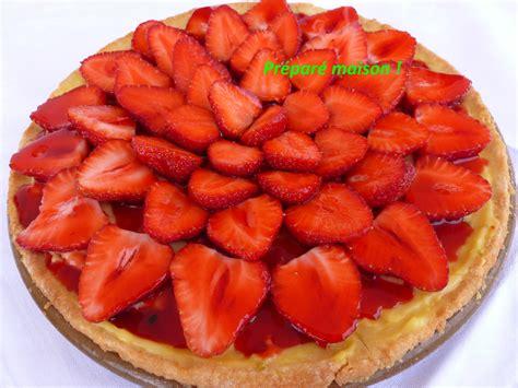 tarte sabl 233 e fraises et citron vert pr 233 par 233 maison