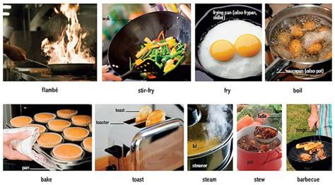 basics of cuisine ways of cooking food learning basics