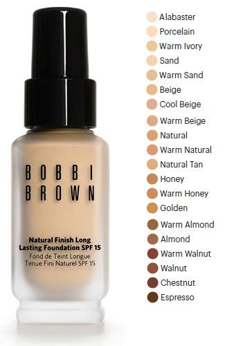 An Indians  Ee  Makeup Ee   Blog Bobbi Brown Natural Finish Long