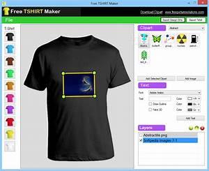 top 10 best free t shirt design software online creative With t shirt design template software