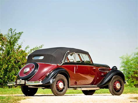 BMW 326 Cabriolet by Gläser 1936–41 wallpapers (2048x1536)