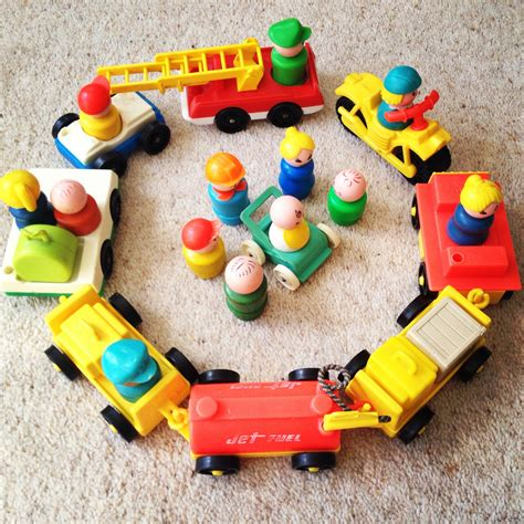 Name Your Fisher Price  Vintage Childhood Toys  A Baby