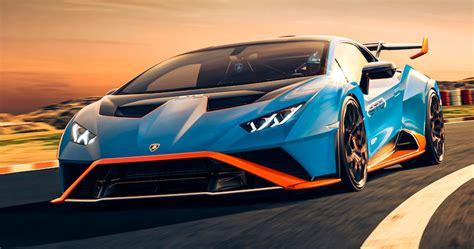 Lamborghini Reveals Huracan STO: A Homologation Special ...