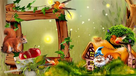 Gnome Animated Wallpaper - garden gnome wallpaper wallpapersafari