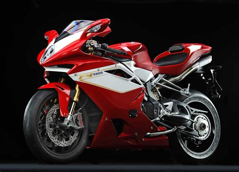 Mv Agusta F4 Picture by New Mv Agusta F4 Rr Revealed Pictures And Specs