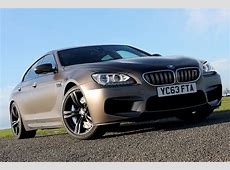 BMW 6Series M6 Gran Coupe from 2013 used prices Parkers