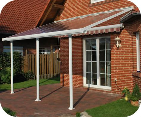 palram 13x14 feria patio cover kit white hg9214