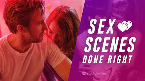 Movie Sex Scenes And Intimacy — Are You Doing It Right