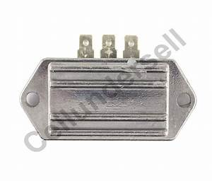 Voltage Regulator Rectifier For Kohler Cv20 Cv22 Cv23 Cv25