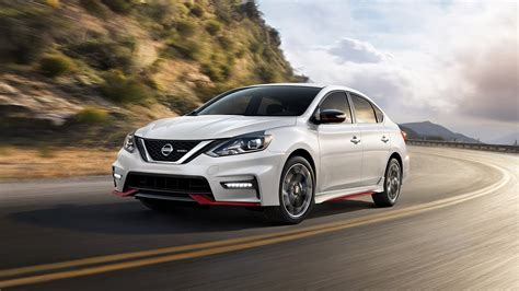 2019 Nissan Sentra Sr Turbo With 16l Turbocharged Dig