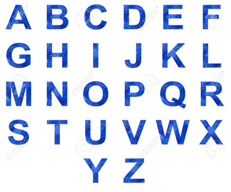 what letter of the alphabet is s the 26 letters you ll see in every alphabet 73350