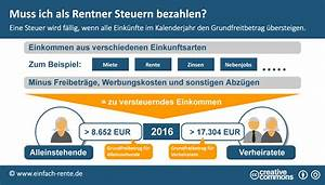 Steuern Rentner Berechnen : rente steuern alles ber steuern ~ Themetempest.com Abrechnung