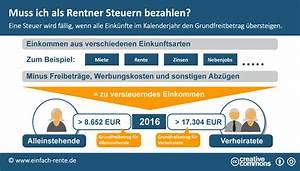 Muss Man Mieteinnahmen Versteuern : rentenbesteuerung so werden renten besteuert ~ Eleganceandgraceweddings.com Haus und Dekorationen