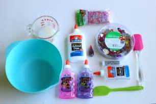 How to Make Crunchy Slime Recipe
