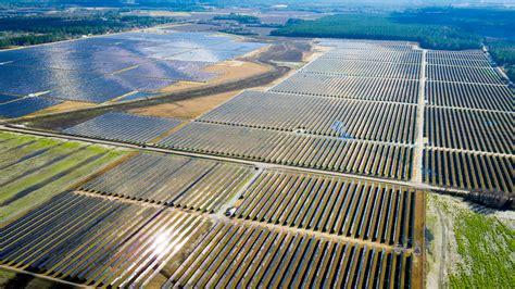 Green Power EMC, Silicon Ranch Dedicate Georgia Solar Farm ...