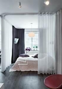 La separation de piece amovible optez pour un rideau for Chambre à coucher adulte avec fenetre pvc france