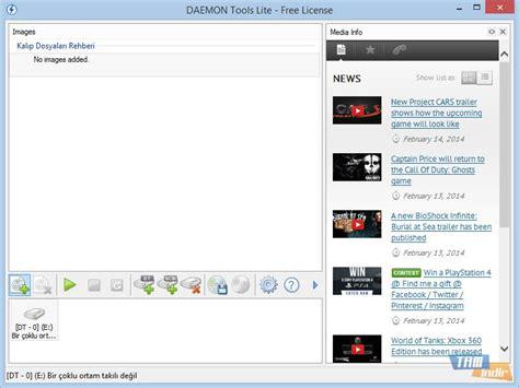 daemon tools lite indir sanal disk olusturma programi