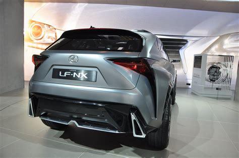 2013 Lexus Lf-nx Turbo Concept
