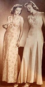Womens Night Bauhaus : 1940s sleepwear nightgowns pajamas robes bed jackets 1940s fashion history pinterest ~ Eleganceandgraceweddings.com Haus und Dekorationen