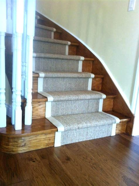 stairway carpet staircase ideas runner  modern stair