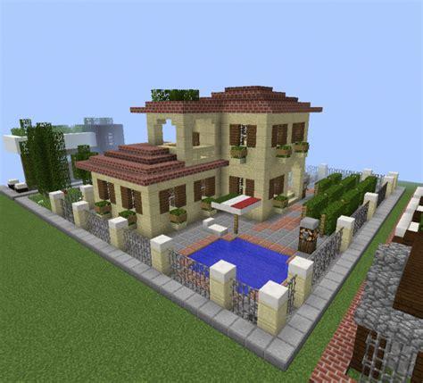elite modern seaside villa grabcraft  number  source  minecraft buildings