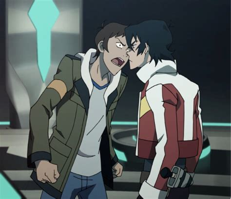 lance arguing  keith ill stick    wormhole
