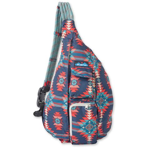 kavu rope sling bags water resistant stylish  durable