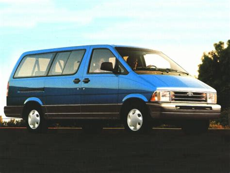 old car owners manuals 1997 ford aerostar head up display 1997 ford aerostar reviews specs and prices cars com