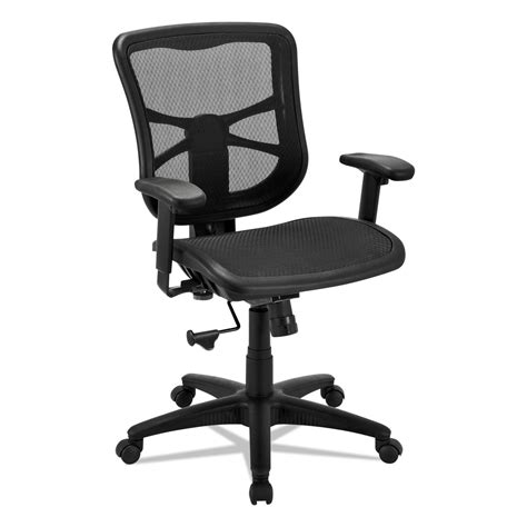 alera elusion series air mesh mid back swivel tilt chair