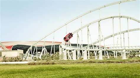 Formula Rossa Height by The Scariest Roller Coasters On The Planet Modern Thrill