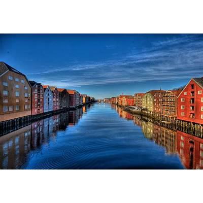 Bybrua@TrondheimBybrua- TrondheimT1gerFlickr