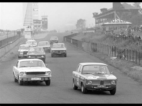 1962-1972 BMW New Class - BMW 2000 TI at the Nurburgring ...