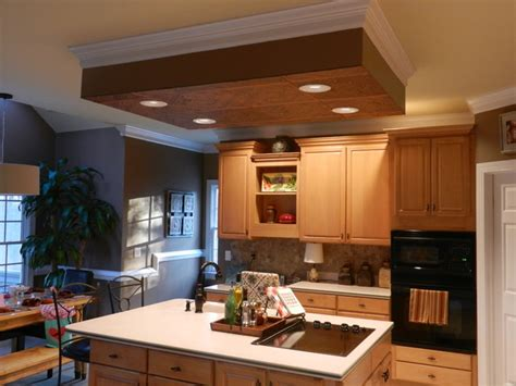 ceiling  kitchen island traditional kitchen