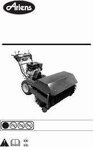 Ariens Snow Blower 926057 User Guide