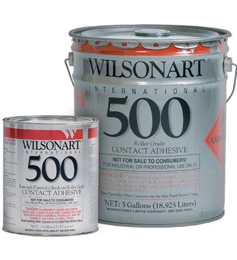 Wa 500 Contact Adhesive  Laminate Countertops
