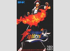 The King of Fighters '95 TFG Review Artwork Gallery