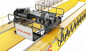 Konecranes Introduces A New Heavy