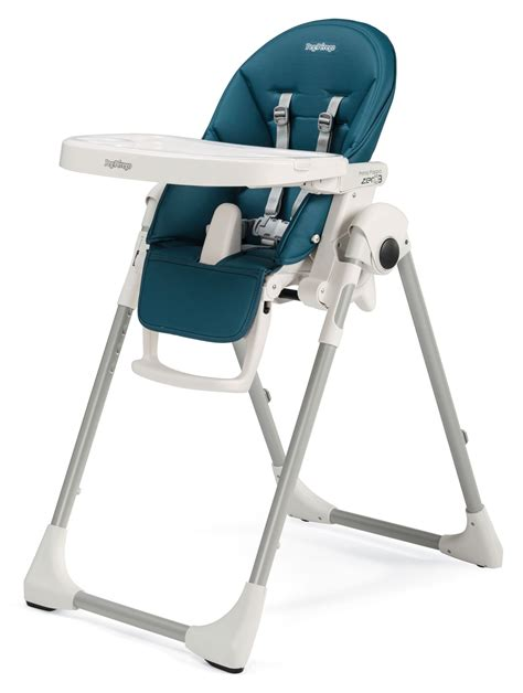chaise prima pappa peg perego high chair prima pappa zero3 2018 petrolio