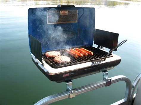 Boat Grill Holder by Cup Holders For Boats Great For The Railing Infobarrel
