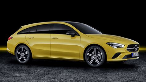 mercedes benz cla class shooting brake wallpapers