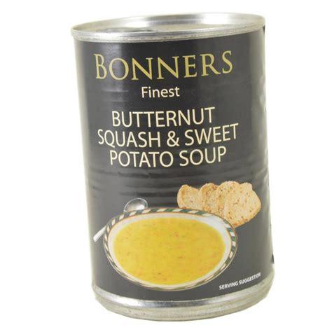 Bonners Butternut Squash and Sweet Potato Soup 400g ...
