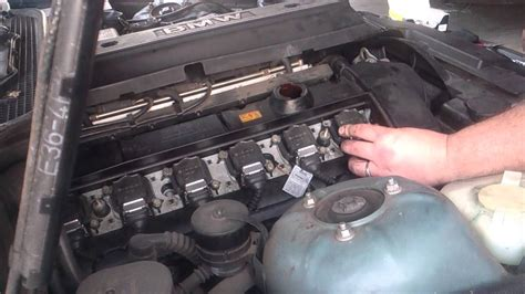 Change For Bmw by Bmw E36 Change Spark Plugs