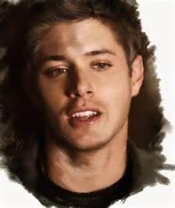 Supernatural Dean Fan Art