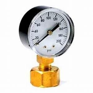 Pression De L Eau : comment tester la pression de l 39 eau domestique article ~ Dailycaller-alerts.com Idées de Décoration