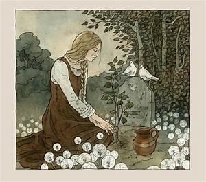 At Motheru002639s Grave By Liga Marta On Deviantart Cinderella