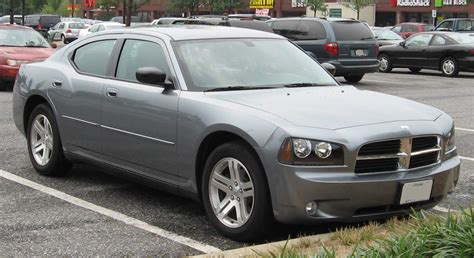 dodge charger  informations articles