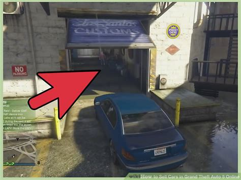 How To Sell Cars In Grand Theft Auto 5 Online