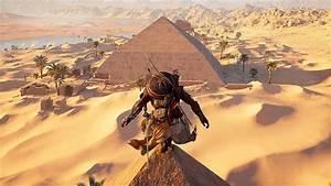 Assassins Creed Origins - GamesCom 2017 Gameplay 4K ...