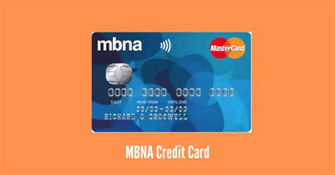 Many credit transfers involve transfer fees and other conditions. MBNA Credit Card - How to Apply? - TSC